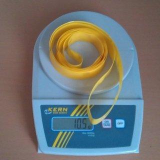 "Gewicht No-Name Felgenband No-Name 20x622-635/28"""