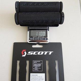 Gewicht Scott Griffe Racing Lite Open Grip