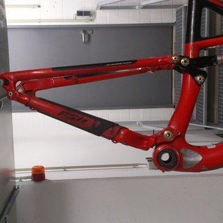 "Gewicht Specialized Full-Suspension Stumpjumper FSR Comp Carbon 26"" M"