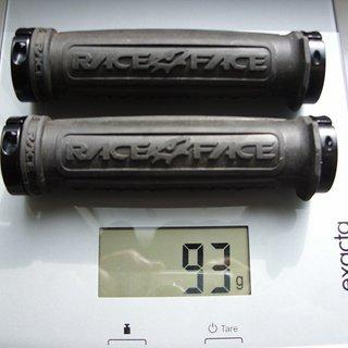 Gewicht Race Face Griffe Lock-On Grips 120mm