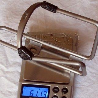 Gewicht BBB Flaschenhalter FuelTank BBC-03