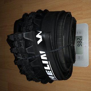 Gewicht Michelin Reifen Wild Enduro GumX 3D TL Ready FRONT 27.5 x 2.40