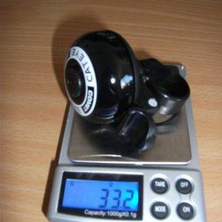 Gewicht Cateye Weiteres/Unsortiertes PB-200 Cycling Bell