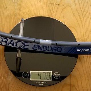 """Gewicht Ryde Felge Trace Enduro 27.5"""" / 584x29 / 32 Loch"""