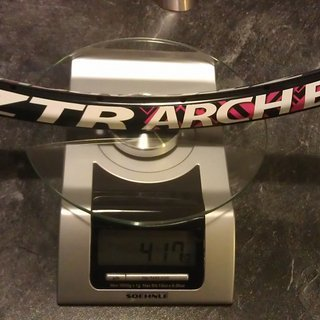 """Gewicht Notubes Felge ZTR Arch EX 26"""", 559x21, 32 L"""