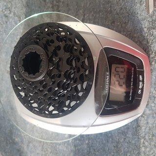 Gewicht SRAM Kassette PG720