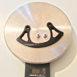 Gewicht 77designz Bashguard Crash Plate (ISCG 05) 36t