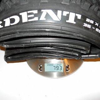 """Gewicht Maxxis Reifen Ardent 26x2.4"""", 58/60-559"""