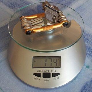 Gewicht Crank Brothers Werkzeug multi-19