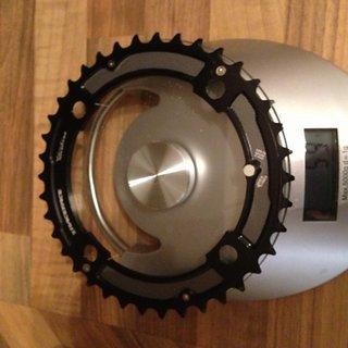 Gewicht Race Face Kettenblatt Turbine  120mm, 38Z