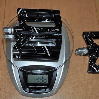 Gewicht Superstar Components Pedale (Platform) Delta EVO Pedals