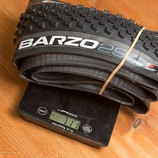 Gewicht Vittoria S.p.A. Reifen Barzo 29x2.35