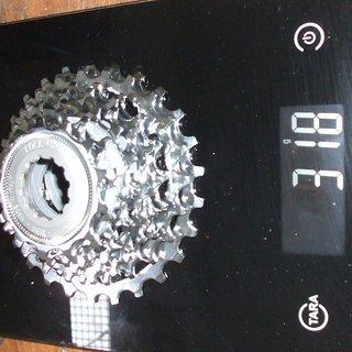Gewicht Miche Kassette Primato 9S (SH) 9-fach 13-26