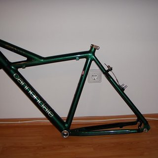 Gewicht Cannondale Hardtail Killer V500 L