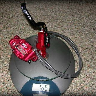 Gewicht FRM Scheibenbremse DBR-250 VR, 690mm