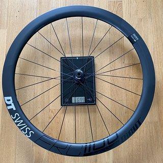 Gewicht DT Swiss Systemlaufräder ERC 1100 DICUT VR 12x100