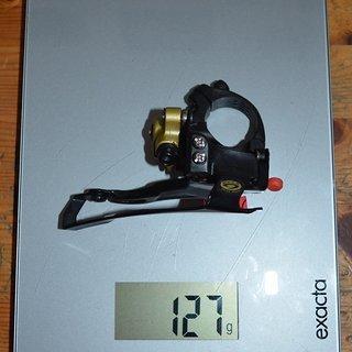 Gewicht Shimano Umwerfer LX FD-M570 gold edition 28,6