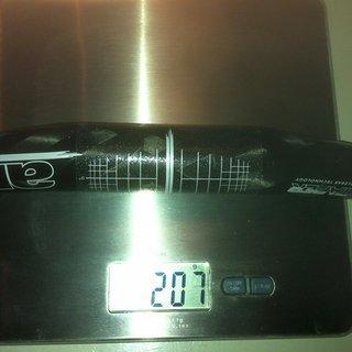 Gewicht Answer Lenker ProTaper Carbon 720 AM 31.8 x 720mm
