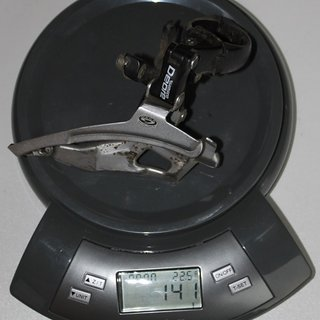 Gewicht Shimano Umwerfer Deore FD-M511 34.9 mm
