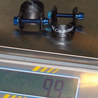 Gewicht Carbonice Weiteres/Unsortiertes Max & Moritz, ohne Adapter