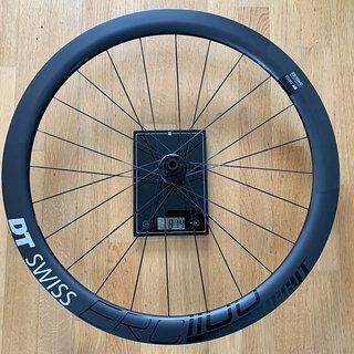 Gewicht DT Swiss Systemlaufräder ERC 1100 DICUT HR 12x142