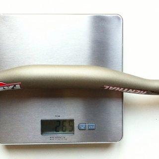 Gewicht Renthal Lenker Fatbar lite M119 740x31.8