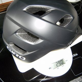 Gewicht Giro Helm Feature S