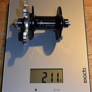 Gewicht Tune Nabe King 1. Generation 100 QR