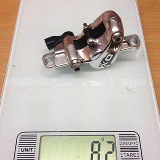 Gewicht Avid Weiteres/Unsortiertes Bremssattel X0