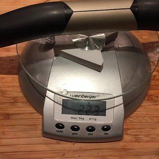 Gewicht Renthal Lenker Fatbar Carbon 780mm 40mm Rise 31,8 780mm