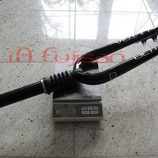 """Gewicht Cannondale Federgabel Headshok Fatty Ultra DLR 26"""", 80mm, 1.5625"""""""