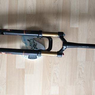 "Gewicht Fox Racing Shox Federgabel 32 Factory Float 29 TerraLogic 29"", 100 mm, tapered"
