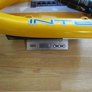 Gewicht Intense Full-Suspension Tracer 2 S