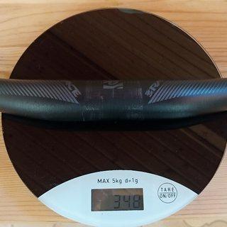 Gewicht Race Face Lenker Aeffect R Riser Ø35mm 20mm 780mm