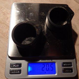 Gewicht Rock Shox Weiteres/Unsortiertes Anschlagsdämpfer Boxxer 35mm