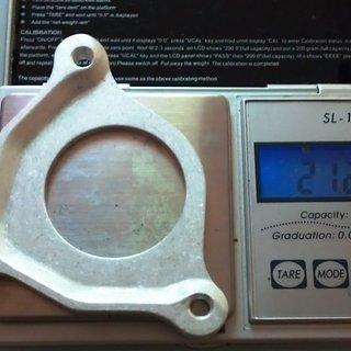 Gewicht No-Name Weiteres/Unsortiertes Adapter ISCG-05