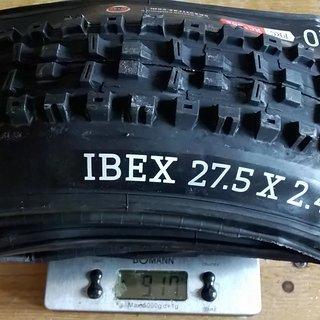 Gewicht Onza Reifen IBEX FRC 60tpi RC2 55a 27,5 x 2,4