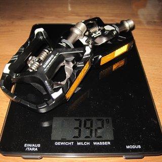 Gewicht Shimano Pedale (Sonstige) XT PD-T780