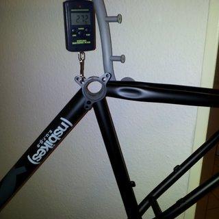 Gewicht NS-Bikes Hardtail Surge L