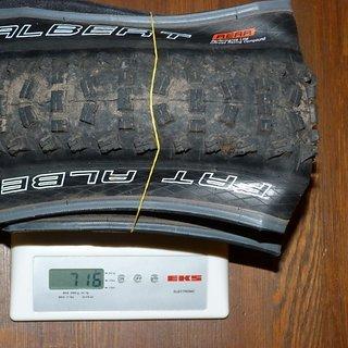 Gewicht Schwalbe Reifen Fat Albert Rear 26x2,4'' / 62-559