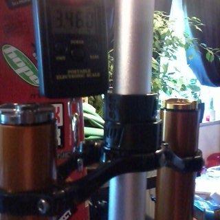 Gewicht Marzocchi Full-Suspension 888 CR 200mm