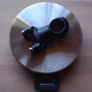 Gewicht Syntace Vorbau Superforce (tuned) 25.4mm, 60mm, 6°