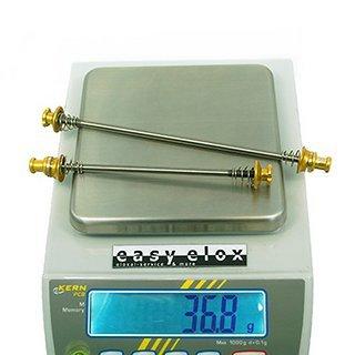 Gewicht Aest Spannachse Spannachsen 120mm, 155mm