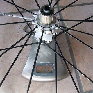 Gewicht Mavic Systemlaufräder Crossmax SLR HR, 142mm/X-12