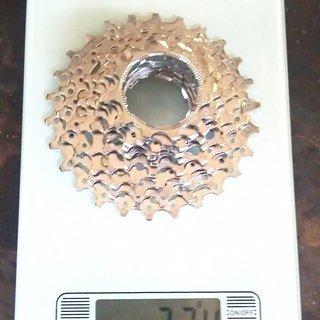 Gewicht SRAM Kassette PG-1070 10-fach, 11-26Z