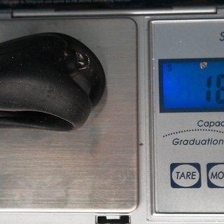 Gewicht Knog Beleuchtung Frog 85x34x45mm