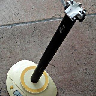 Gewicht BBB Sattelstütze Longscraper 31,6 x 450mm