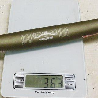 Gewicht Renthal Lenker Fatbar 31.8mm, 780mm