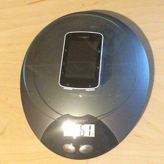 Gewicht Garmin GPS Edge 520