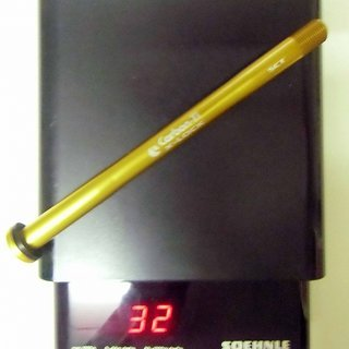 Gewicht Carbon Ti Achse X-Lock X-Scott 12x142 M12x1 x 168mm